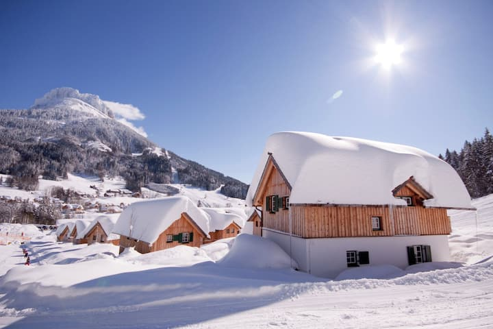 Comfy Chalet in Altaussee near Ski Area
