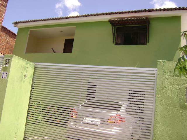 Casa Grande,confortável e ventilada - Parnamirim