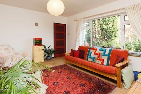 Family home & garden, Dartington - Dartington - Hus
