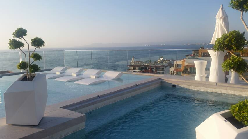 D TERRACE RESIDENCES - Puerto Vallarta - Apartment