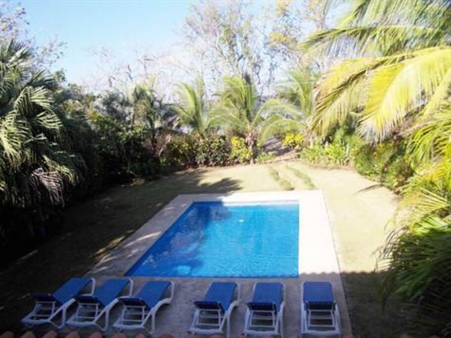 Casa Dorado 2 floor view