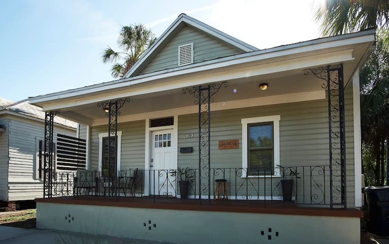 Historic Casa del Sol - 2/2  Ybor City  TAMPA