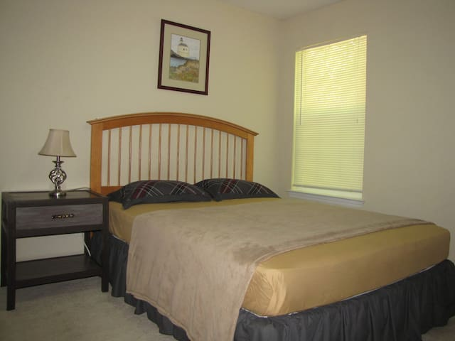 AFFORDABLE COMFY ROOM NEAR AIRPORT (2) - Atlanta - House