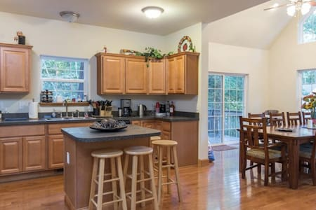 Luxurious Mountain Ski Retreat - Lackawaxen