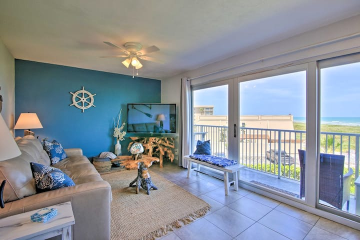 Oceanfront Unit w/Gulf View by Bayside Attractions