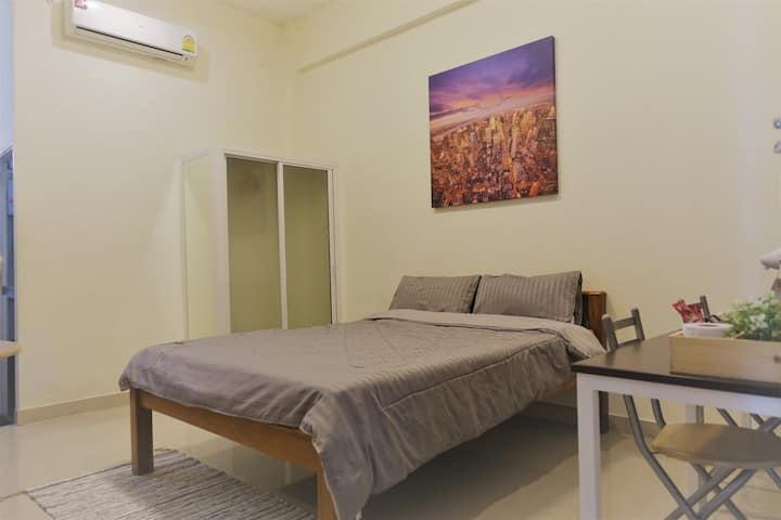 Great Value Private Room in Minburi+Wifi+Air-Con2