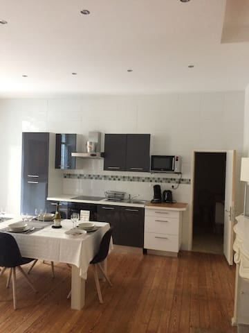 Pretty apartment near Avignon