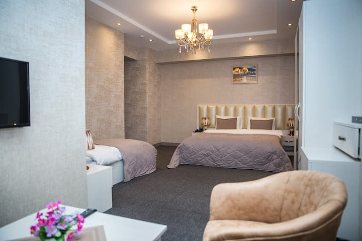 Baku Style Hotel (Triple room)