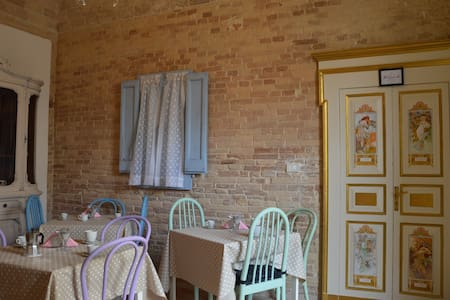 "Maison Charmante b&b camera ""profumo di Provenza"" - Ortona - Bed & Breakfast"