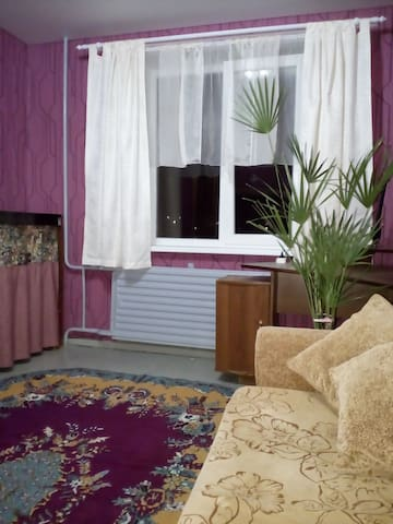 Уютная комната для гостей