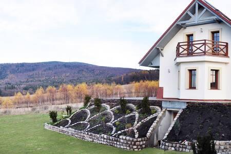 Pokój z łazienką - Stanica na Przełęczy Tąpadła