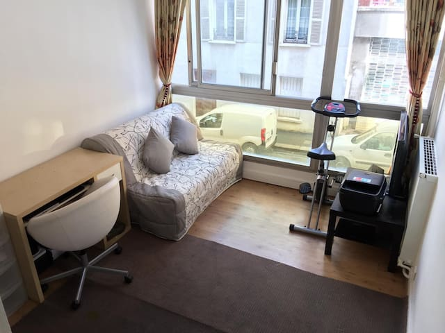 Studio paris 15 arrondissement
