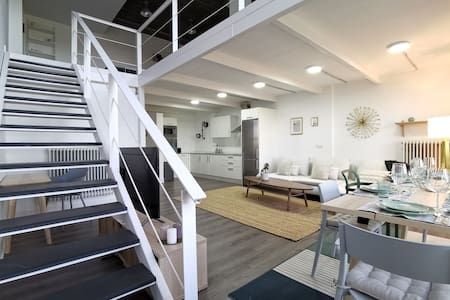 LOFT&SPA close to La Moraleja, Alcobendas, Madrid