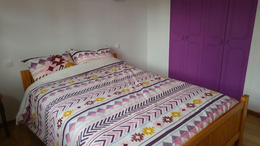 Chambre pour deux dans maison - Yvetot - Hus