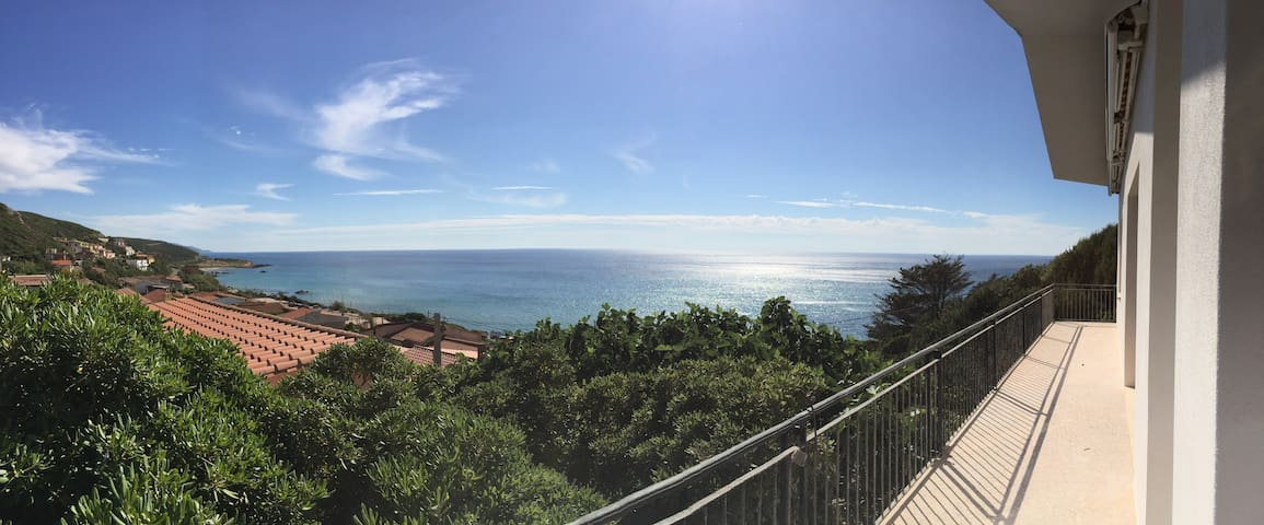 Villa sul mare con splendido panorama - iun P7084