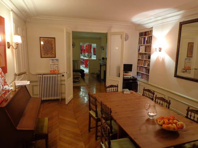 Appartement familial proche Palais de l'Elysée - Paris - Apartamento