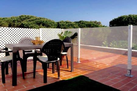 Ático con preciosa terraza - Los Caños de Meca - Byt