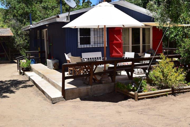 Casa en Pichidangui: kites y winds