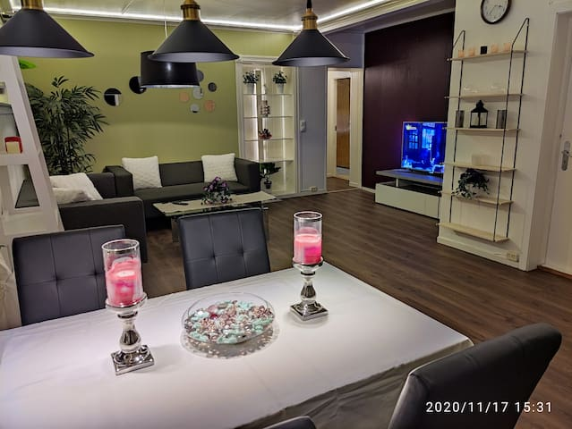 """""""Welcome Home!"""" Complete apartment in Harstad"""