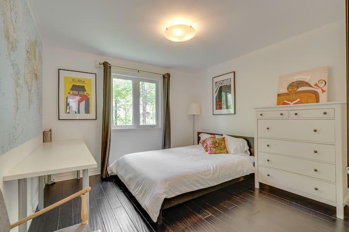 Bedroom 1. Main level