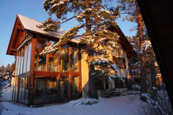 2 Zimmer in Privathaus am Waldrand - Sulz am Neckar - บ้าน