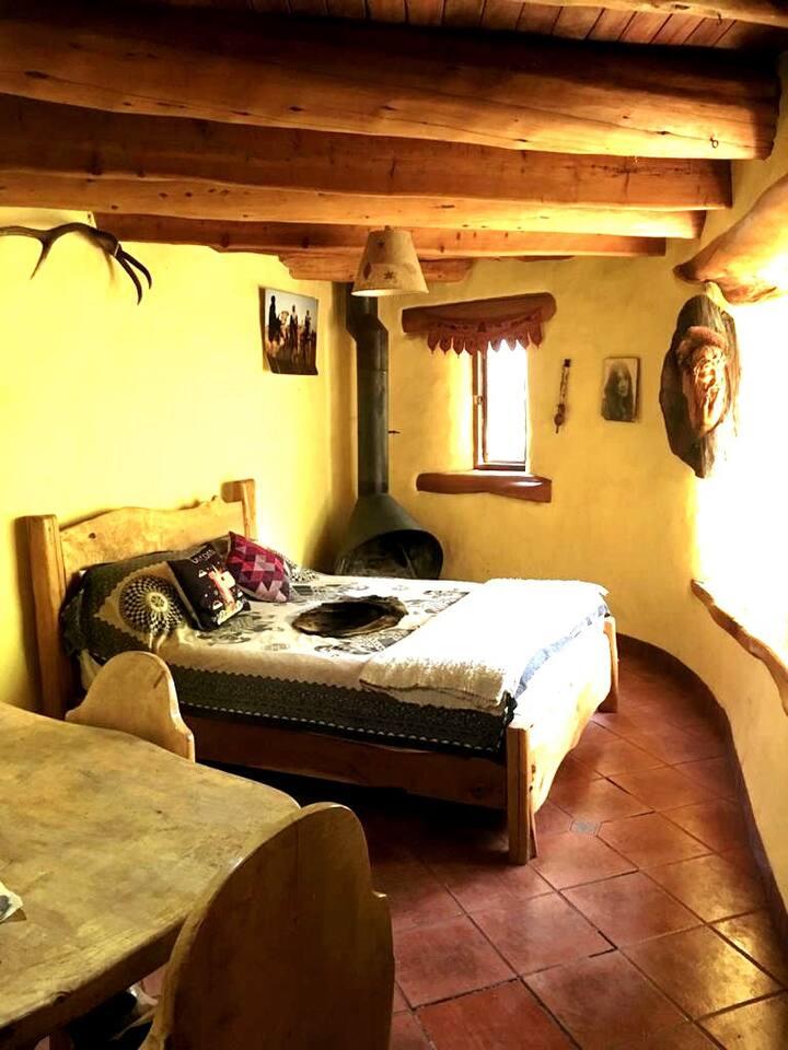 Romántica suite independiente en San Alfonso.