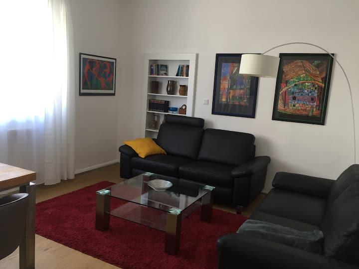 Top ausgestattete 3-Zimmer Wohnung in Bahnhofsnähe