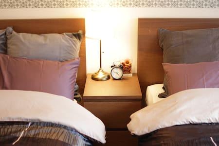 2 bed room apartment Near Famous temple/Free WiFi - Kita-ku, Kyōto-shi - Ev