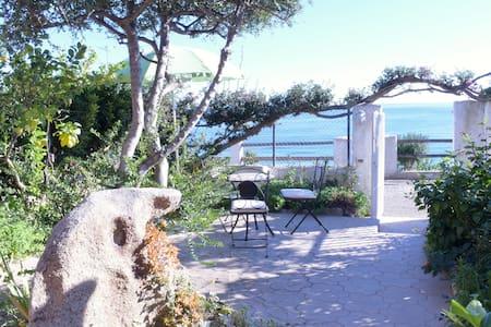 Cala Gonone Garden with a View
