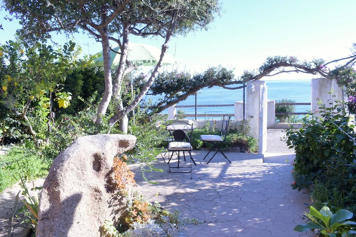 Cala Gonone Garden with a View