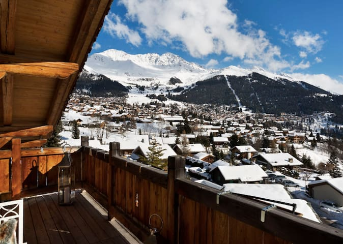 Epitome of Luxury Chalet in Verbier