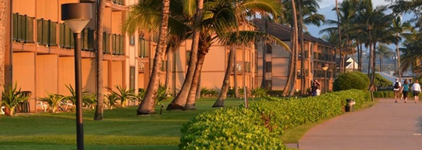 Pono Kai Resort - Kaui Ocean Front 1-BR Condo