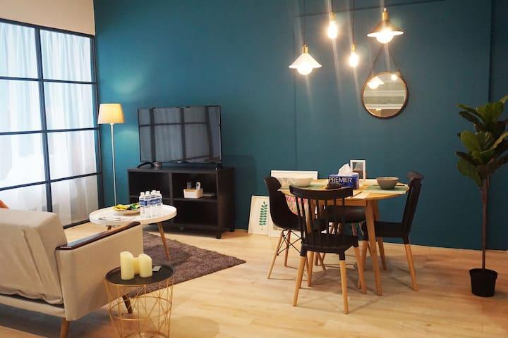 New City Suite@Changkat Bkt.Bintang 2-3pax 章卡武吉免登区