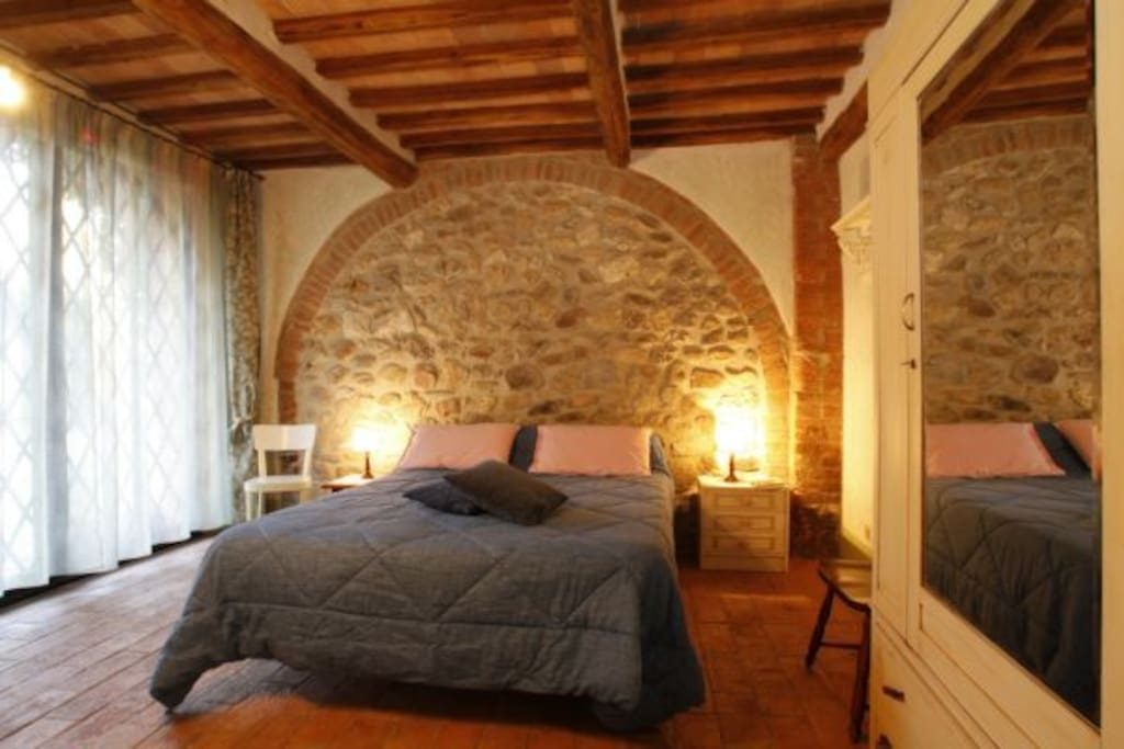 granaio bedroom