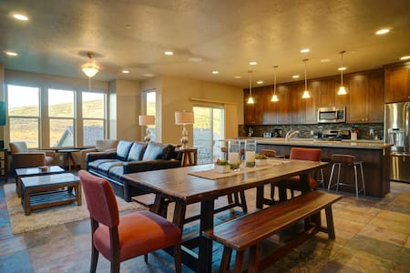 Luxury Villa-5bedroom!Abode at Mountain Haus - Park City