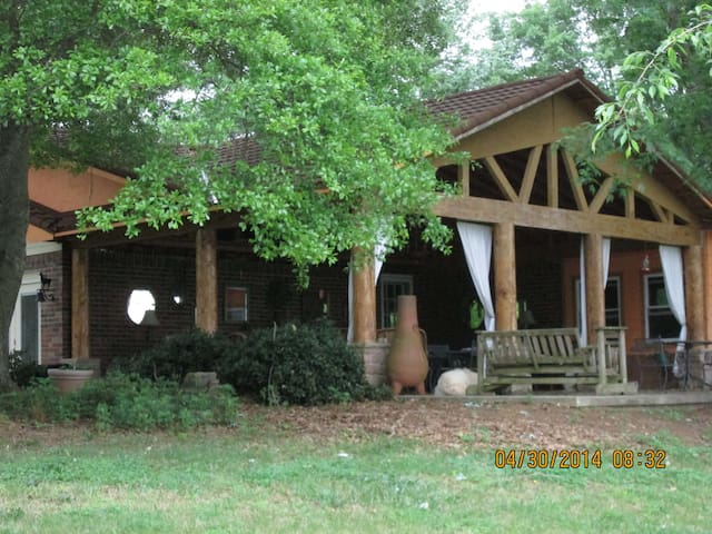 Ocoee Mist Farm Bed and Breakfast - Benton - Szoba reggelivel