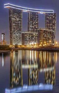 Very nice flat in the Sky Scraper Gate Tower 3 - Abu Dhabi - Lakás
