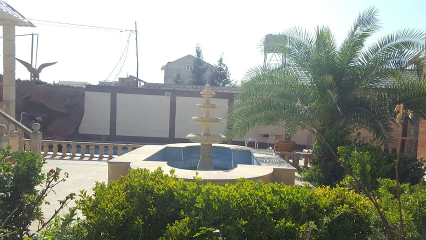 Villa near sea and airport - Bakı - Huvila