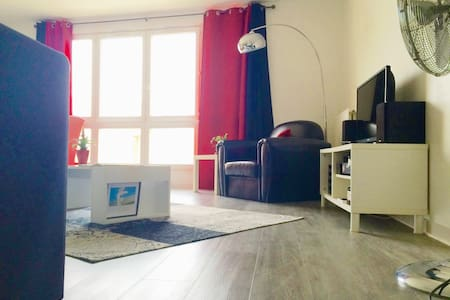Studio 36m2 MONTPELLIER ANTIGONE (private flat)