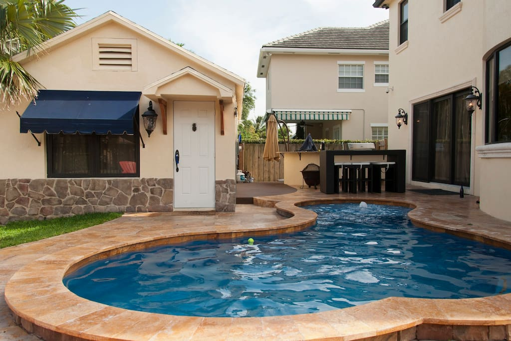 Adorable Cottage In Fort Lauderdale Houses For Rent In