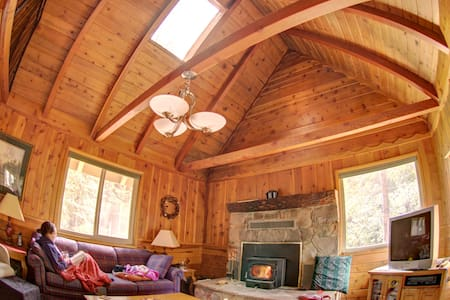 The Cozy Cabin - Dorrington - Kabin