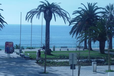 T1 comfortable right by the sea and beach Sea view - Armação de Pêra - Apartamento