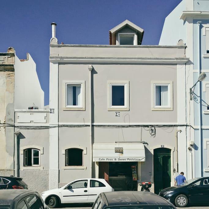 Building's façade