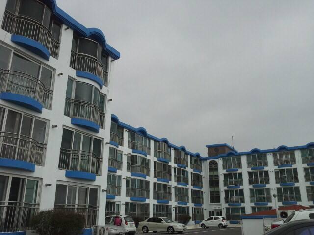 제주시조천읍 바닷가에 있는 원룸.건물 이름은 대상다려마을214호 - Jochon-eup, Cheju - Lejlighed