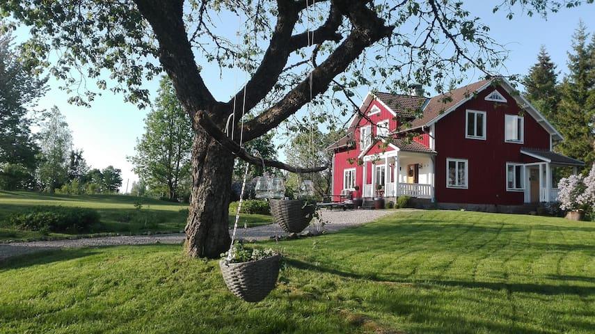 Landhaus in Knixhult Smaland