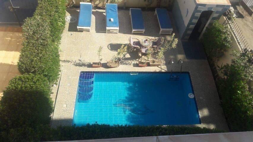 Perfect Sounds Good villa - Luxor - วิลล่า
