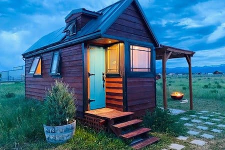 Tiny Home with Full Teton View