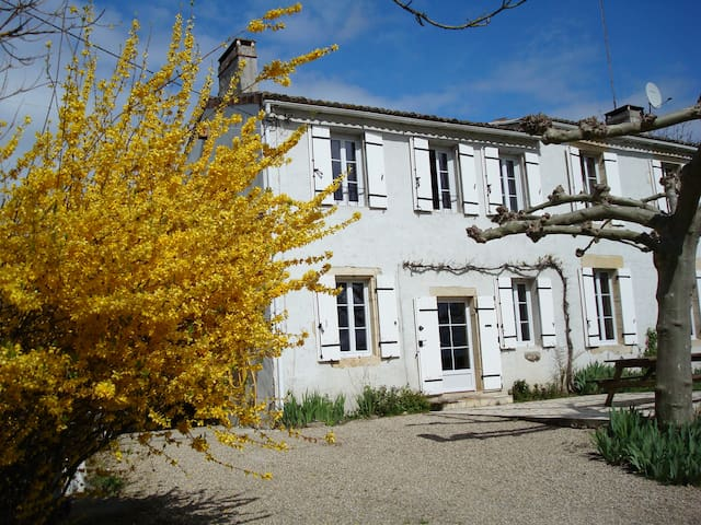 Bordeaux Country Houses  - Barie - Casa