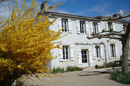 Bordeaux Country Houses  - Barie - Rumah