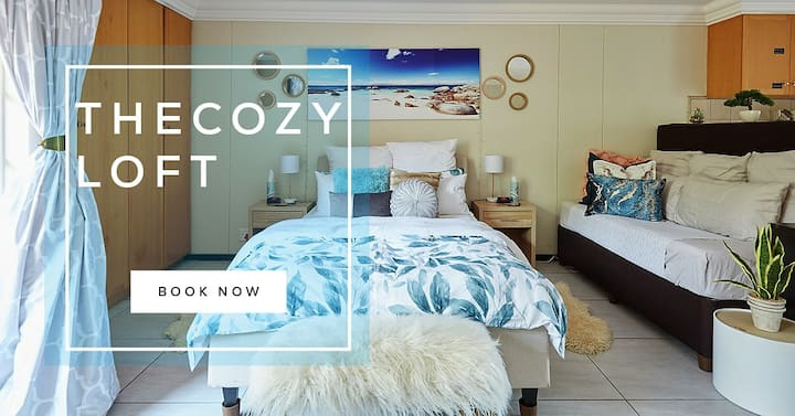 The Cozy Loft @ Loftus Park, 5 min from Hatfield